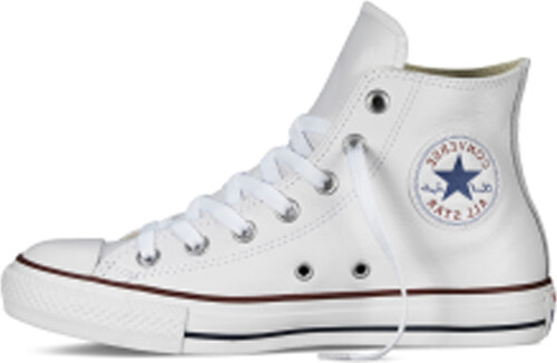 Converse biele topánky Chuck Taylor All Star Leather White - Glami.sk 6bfd8b09b0d