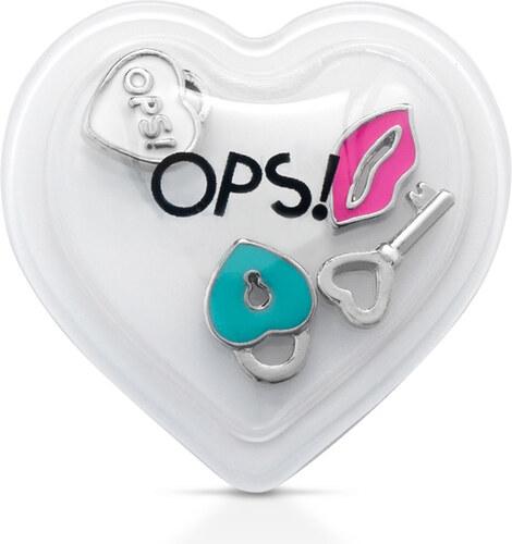 Ops! Objects mini pop ozdoby E  MY OPS! LOVE Kľúč - Glami.sk 37850d41f9c