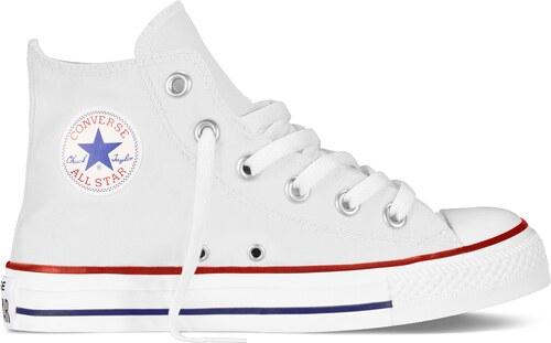 Converse biele dievčenské tenisky Chuck Taylor All Star - Glami.sk 54bfba50c26