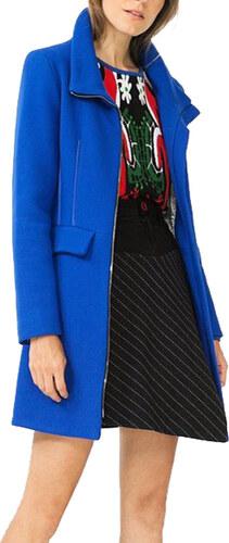 abe299b75 Desigual modrý kabát Julieta - Glami.sk