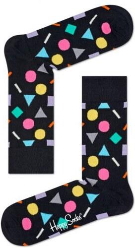 602a9936ffc Happy Socks černé ponožky Play - 36-40 - Glami.cz