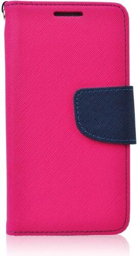 Mercury Fancy pouzdro Book Apple iPhone 7 - modro růžové - Glami.cz 1011906e75c