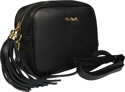 Malá černá kabelka Pierre Cardin 1501 Dollaro Nero - Glami.cz 407ff03e93f