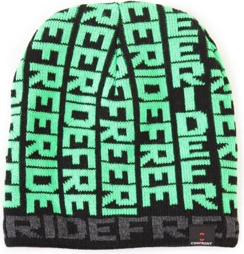 1fad55175 Confront čiapka Zimná Axe Freeride Green 372 Muži Doplnky čiapky  P04axe372uni