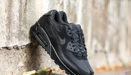 Nike Air Max 90 Essential Black  Black-Black-Black 6827c0e1a4