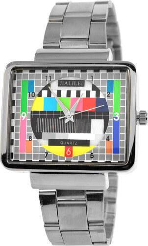 Trendhim Retro ezüst színű TV óra A5-2-6196 - Glami.hu 84f39f5736