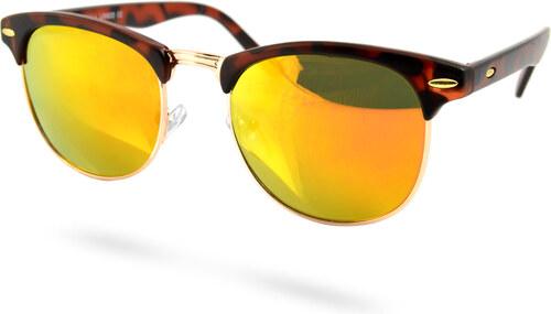 EverShade Barna narancssárga színű retró napszemüveg AA4-5-7728 ... b04b4da3ee