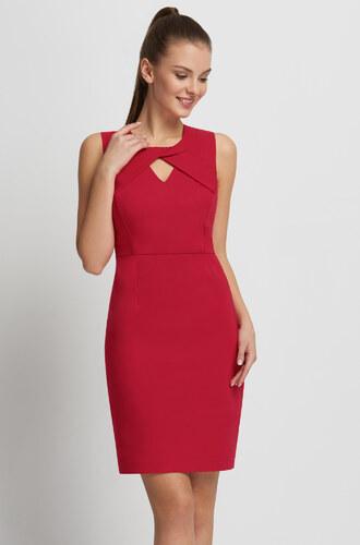 922f58410709 Orsay Púzdrové šaty s výrezom na hrudi - Glami.sk