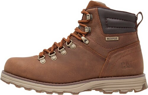 Caterpillar SIRE Bottines à lacets brown sugar