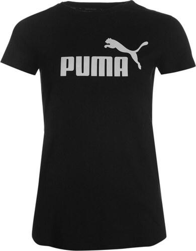 f0280b75aec5 Tričko Puma Essence No1 Logo T Shirt Ladies - Glami.sk