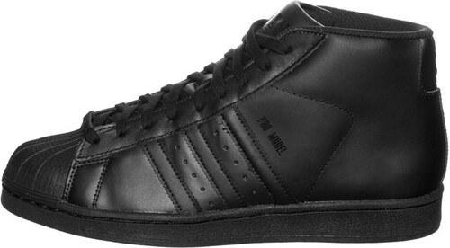 adidas Originals SUPERSTAR PRO MODEL Baskets montantes black