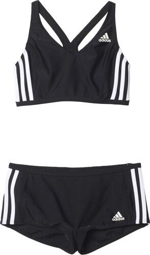 adidas Dvoudílné sportovní plavky černá 38 - Glami.cz 276fa88719
