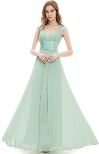 2e598595f7cf Ever-Pretty Mátové šifonové šaty inspirované antikou - Glami.cz