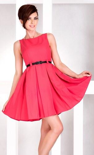 903d67f965e0 NUMOCO Koralové šaty - 6-8 odtiene farieb  ružová - Glami.sk