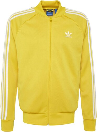 Superstar Survêtement De Veste Yellow Originals Adidas 7wqvzz