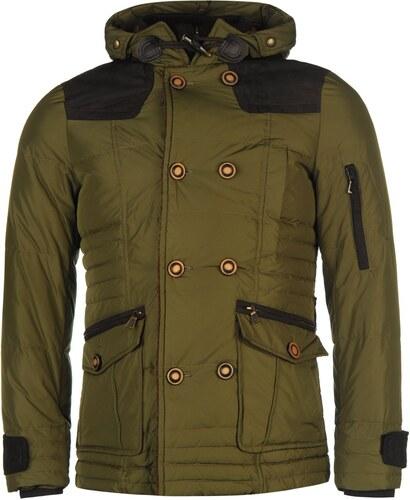caddd34805c9 Zimní bunda pánská Lee Cooper Cordu Army Green - Glami.sk
