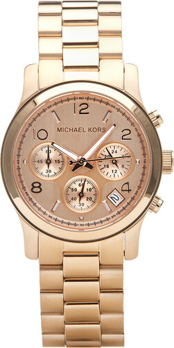 518c4a8fdb5 Dámské hodinky Michael Kors MK5128 - Glami.cz