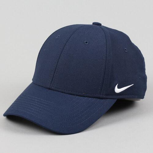 Nike Legacy 91 Swoosh Flex Cap navy - Glami.cz 74fcf3df32