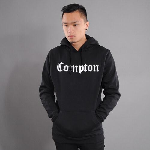 d08b9016506 Urban Classics Compton Hoody černá - Glami.cz
