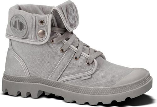 eaf118b7b45c Palladium Boots Pallabrouse Baggy šedé 92478-066 - Glami.sk