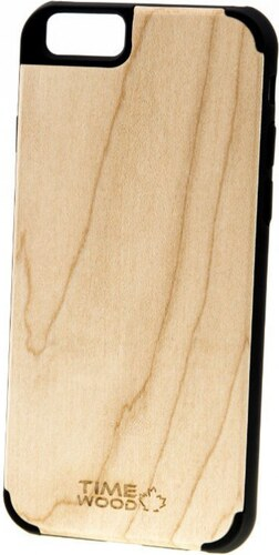 Dřevěný kryt na iPhone 6 Timewood MAPLE - Glami.cz f1aebbfd1f7