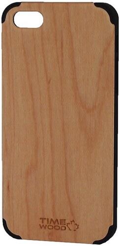 Dřevěný kryt na iPhone 5 Timewood MAPLE 5 - Glami.cz 460f7b35ea1