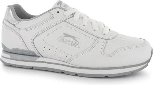 boty Slazenger Classic dámské White Silver - Glami.sk 48e3bfb48d4