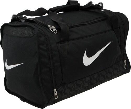 29fad8bb4c Športová taška Nike Brasilia Small Grip pán. čierna - Glami.sk