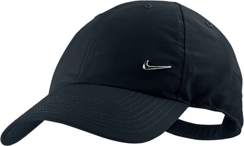 Kšiltovka Nike Metal Swoosh černá - Glami.cz a994dec2e5