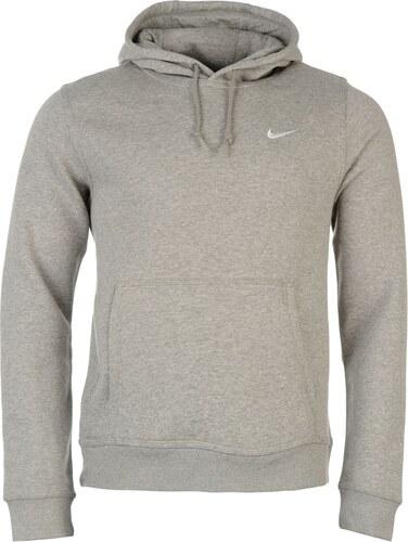 aad098d1531 Nike Fundamentals Fleece pánská mikina Grey - Glami.cz
