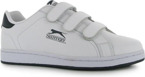 boty Slazenger Ash Strap pánské White Navy - Glami.cz c57dc13e61c