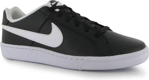 boty Nike Court Royale pánské Black White - Glami.sk 40c6e57f552