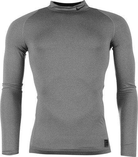 010fc01ee475 Termo tričko Nike Pro Core Mock Neck TShirt Mens - Glami.cz