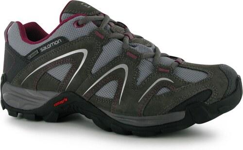 Salomon Vandon Lo GTX Ladies Walking Shoes Pewter Autobahn - Glami.cz 73f3f5732e