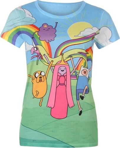 c7723e7370d6 Triko Character T Shirt dámské Adventure Time - Glami.cz