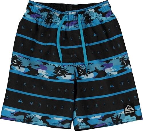 Chlapecké plavky Quiksilver Plain Swim Shorts - Glami.cz 98f16d6ac6