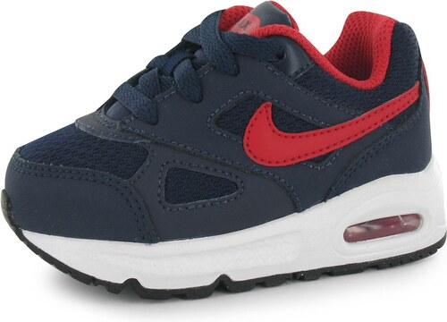 026d1d2128 Športové tenisky Nike Air Max Ivo det. námornícka modrá červená ...