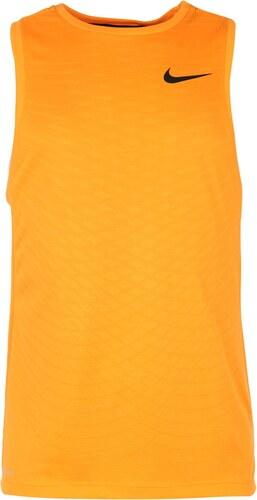 36c63e38d Športové tielko Nike Dri Fit Cool pán. oranžová - Glami.sk