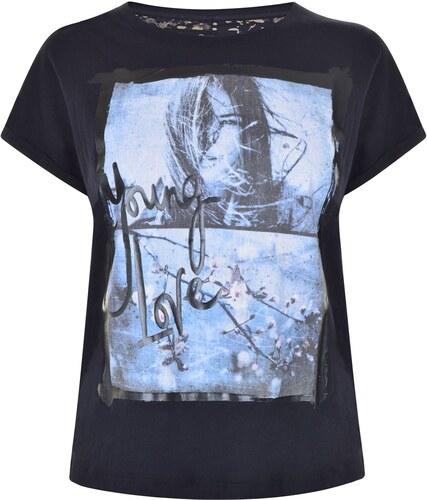 00b4d52b773 Tričko Pepe Jeans Love T Shirt - Glami.cz