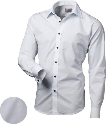 3235f65f24d7 Victorio Elegantní bílá košile V134 - Glami.cz