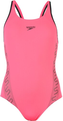 9930e243452 Dámske plavky Speedo Monogram Muscle Back Swimsuit Ladies - Glami.sk