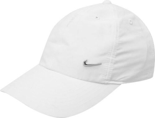 Kšiltovka Nike Met Swoosh dět. bílá - Glami.cz a0476a6529