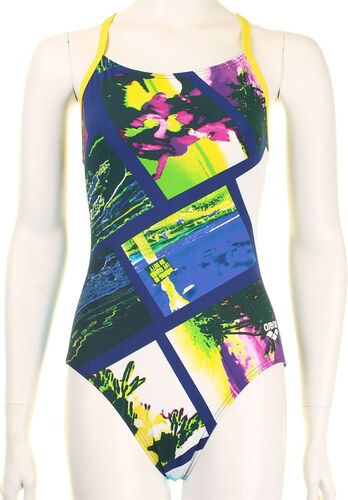 Plavky Arena Tropic One Swimsuit Ladies - Glami.cz ec8e9f4405