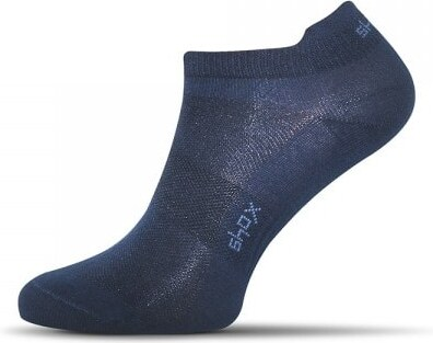 68f028a7b2539 Modré pánske členkové ponožky - Glami.sk