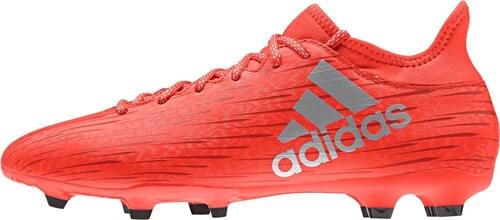 b42fb503c9e Pánské kopačky adidas X 16.3 Fg oranžová - Glami.cz