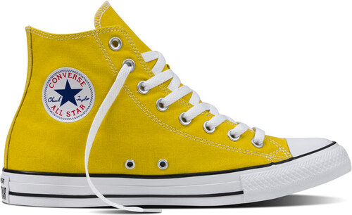 Converse Chuck Taylor All Star Fresh Colours Žlté C153859 - Glami.sk eaa1c3cc465