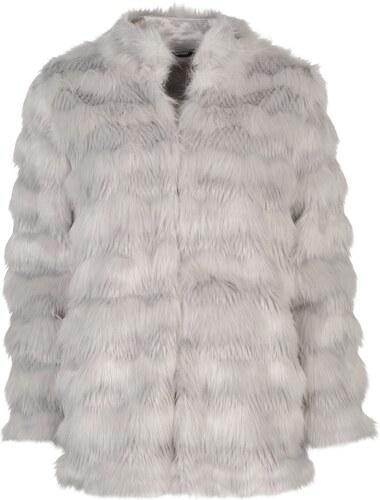 e2e6550b3e0 Golddigga Faux Fur Jacket Ladies