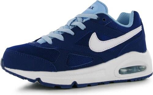 Sportovní tenisky Nike Air Max Ivo dět. královská modrá bílá - Glami.cz ea59480d0d