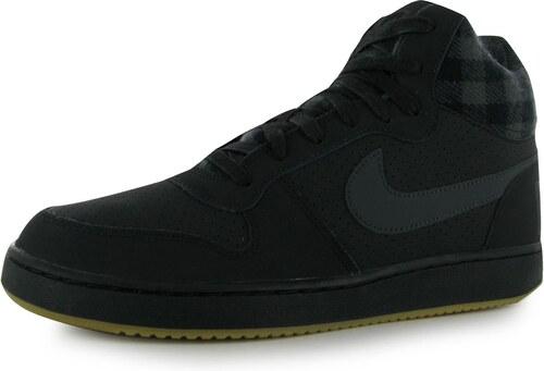 Členkové tenisky Nike Court Borough pán. čierna šedivá - Glami.sk 0389949ad3c