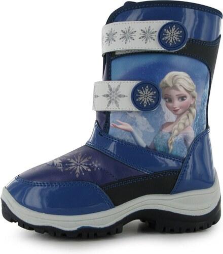 Holčíčí zimní boty Character Disney Frozen - Glami.cz 168a68baa2